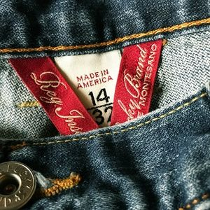 Lucky Brand Jeans - Awesome Women's Lucky Brand Easy Rider Jeans